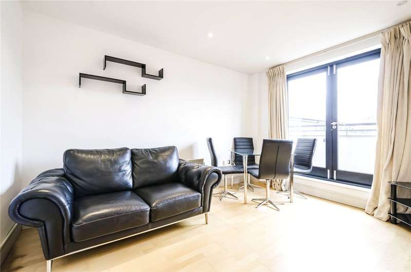 1 Bedroom Flat for sale in Caraway Apartments, 2 Cayenne Court, London, SE1