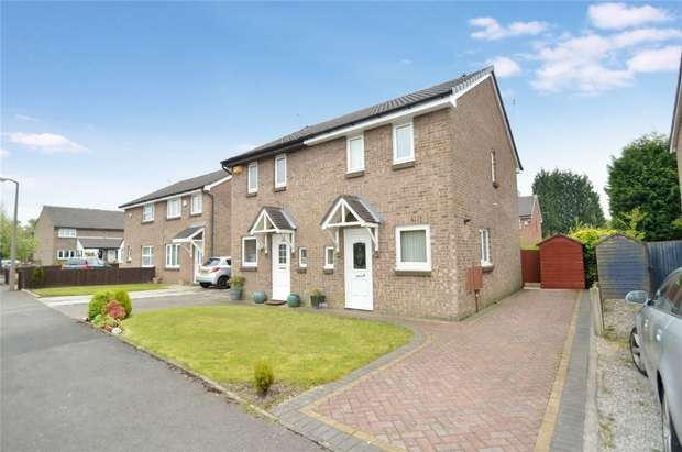 2 Bedrooms Semi Detached House for sale in Churchston Avenue, Bramhall, Stockport, Cheshire