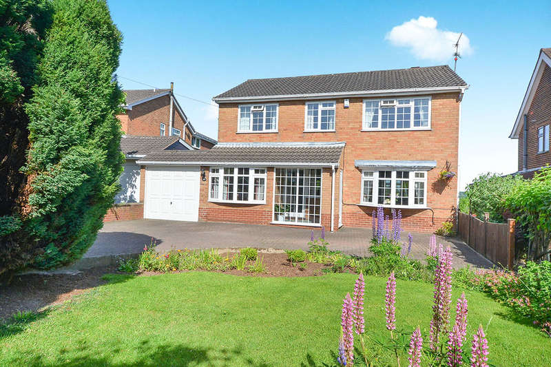 4 Bedrooms Detached House for sale in Church Lane, Selston, Nottingham, NG16