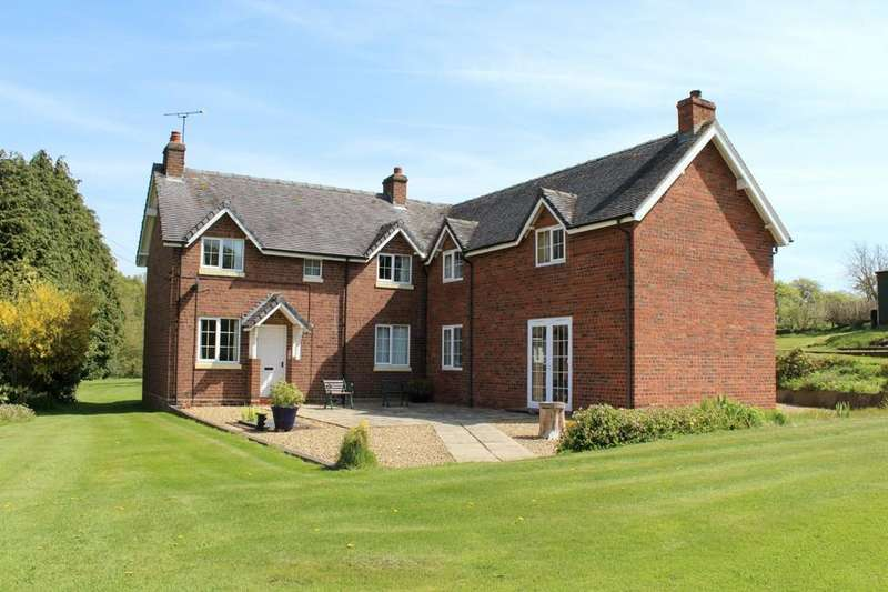 4 Bedrooms Cottage House for sale in Sutton, Market Drayton