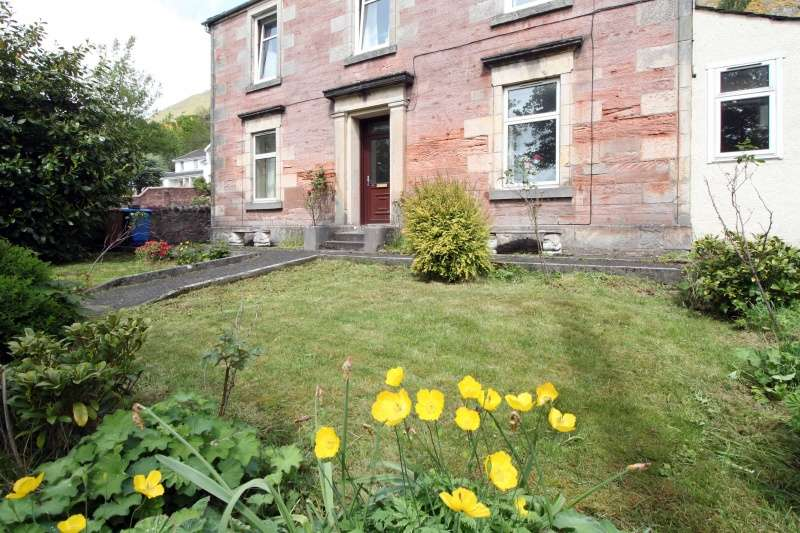 3 Bedrooms Ground Flat for sale in Beauclerc Street, Alva, Clackmannanshire, FK12 5LE