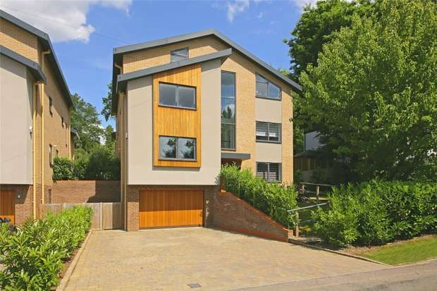 6 Bedrooms Detached House for sale in 6a Beech Avenue, RADLETT, Hertfordshire