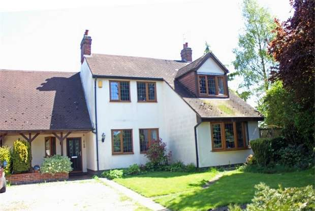 4 Bedrooms Detached House for sale in Nottingham Road, Coleorton, Coalville, Leicestershire