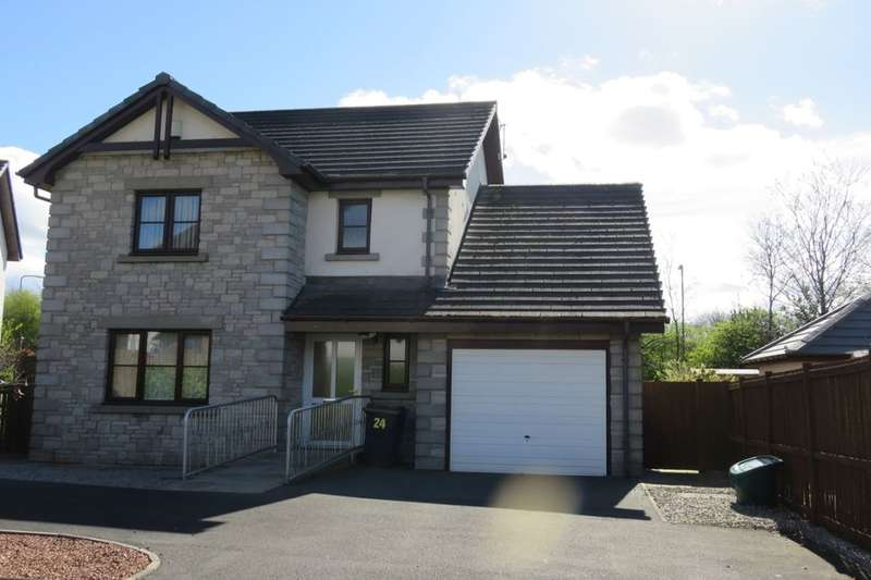 3 Bedrooms Detached House for sale in Greenpark Lane, Lockerbie, DG11