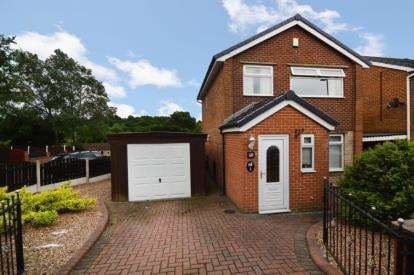 3 Bedrooms Detached House for sale in Binsted Way, Sheffield, South Yorkshire