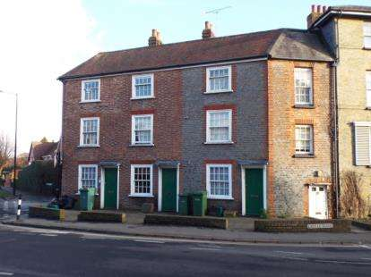 1 Bedroom Maisonette Flat for sale in Newport, Isle of Wight