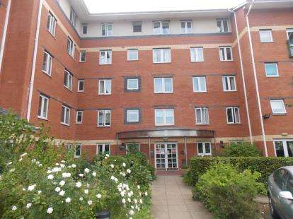 2 Bedrooms Flat for sale in Constantine Court, Middlesbrough