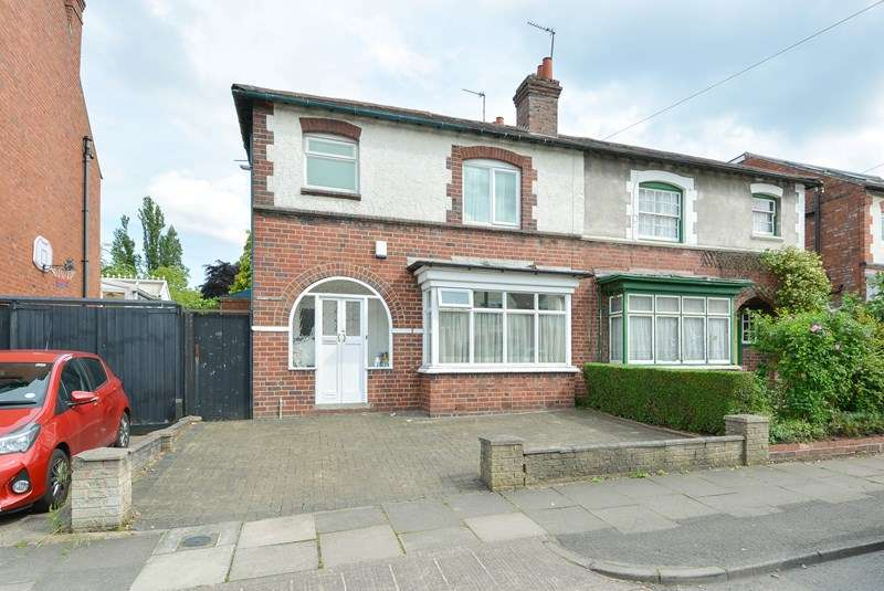 3 Bedrooms Semi Detached House for sale in Willow Avenue, Edgbaston