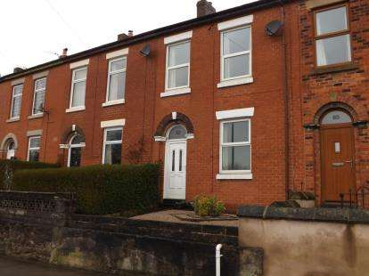3 Bedrooms Terraced House for sale in Croston Road, Lostock Hall, Preston, PR5