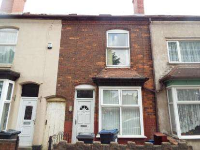 3 Bedrooms Terraced House for sale in Redhill Road, Yardley, Birmingham