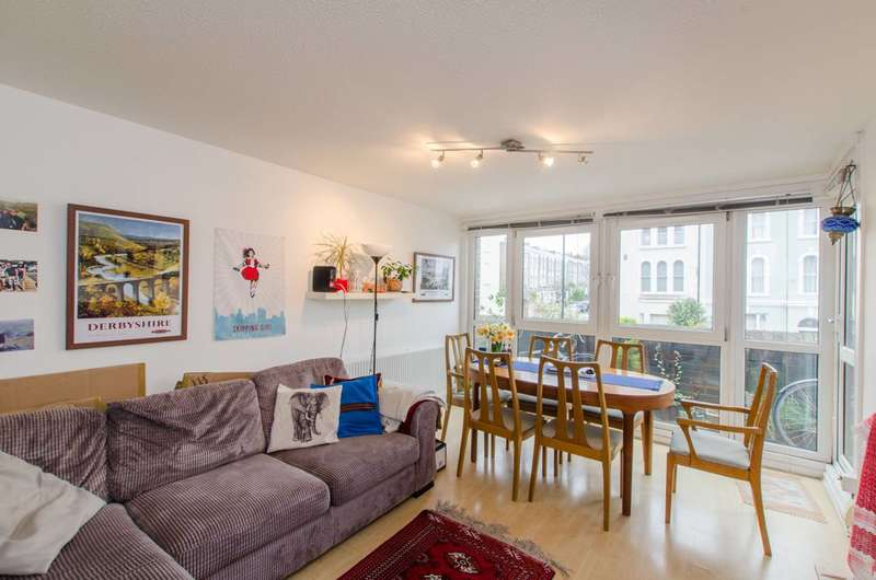 1 Bedroom Flat for sale in Queens Crescent, Kentish Town, NW5
