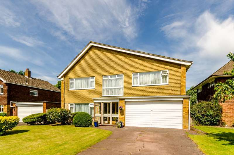4 Bedrooms Detached House for sale in Lawn Close, Sundridge Park, BR1