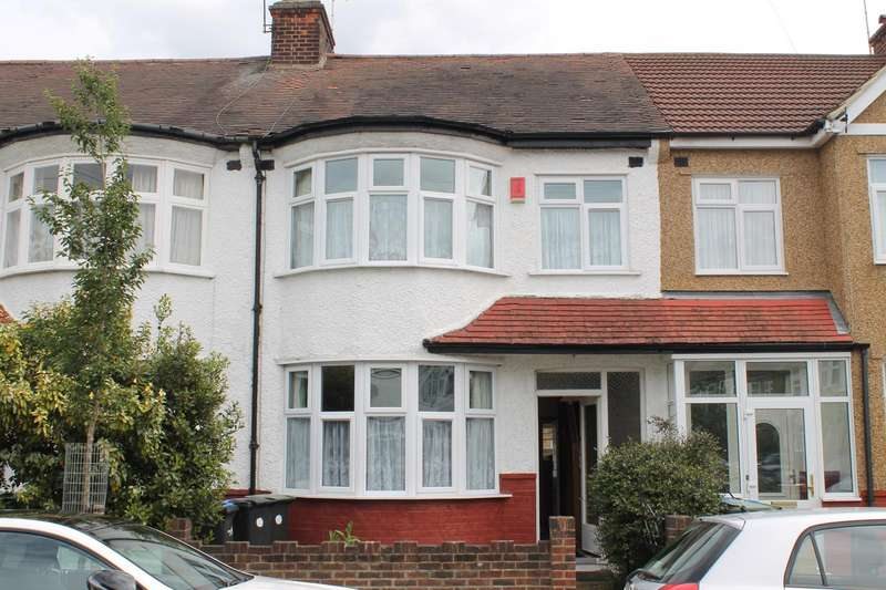3 Bedrooms Terraced House for sale in Lincoln Crescent, Enfield, London, EN1