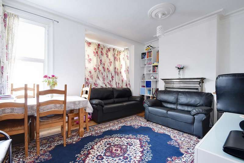 2 Bedrooms Flat for sale in Chelmer Road, London, E9