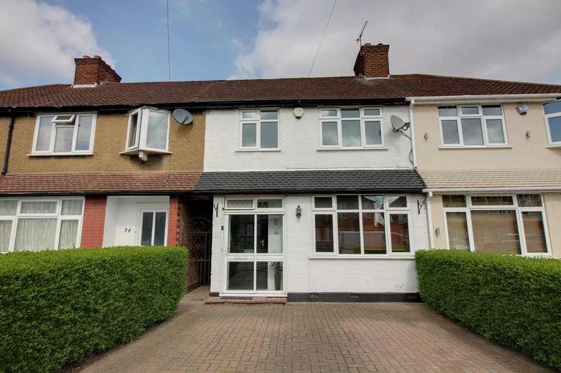 3 Bedrooms Terraced House for sale in Lansbury Road, Enfield, London, EN3