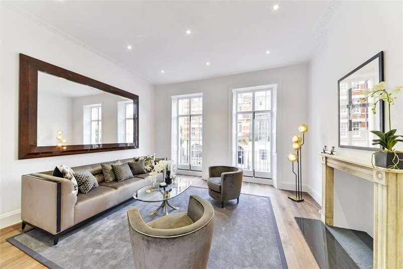 5 Bedrooms Flat for sale in Seymour Street, Hyde Park, London, W2