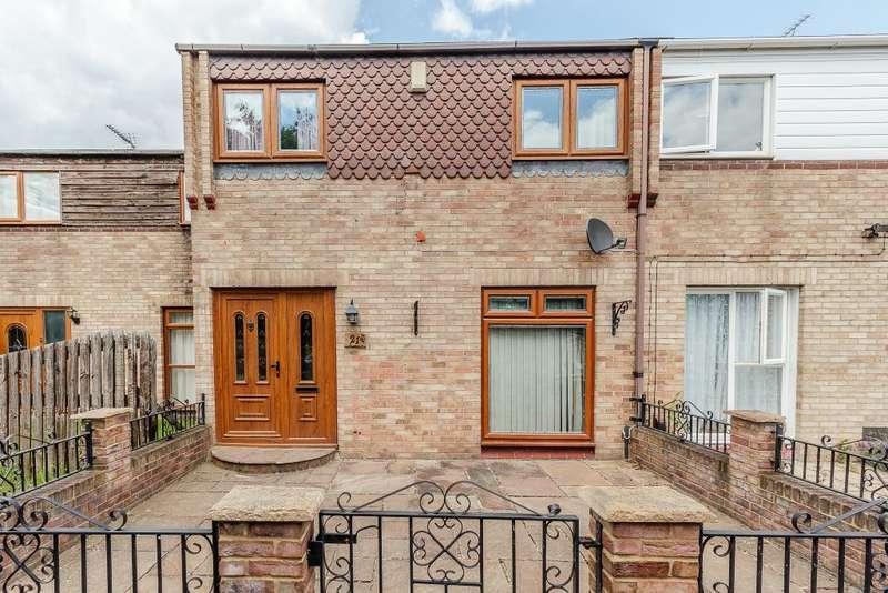 2 Bedrooms Terraced House for sale in Walthams Place, Basildon, Essex SS13 3PR