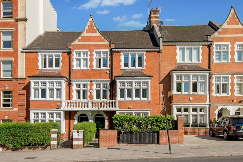 3 Bedrooms Flat for sale in St Johns Wood Road, St Johns Wood