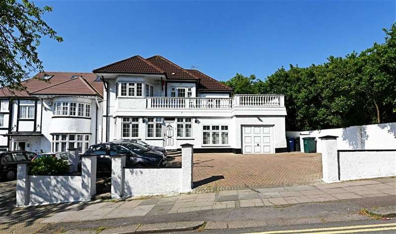 4 Bedrooms Property for sale in Greyhound Hill, Hendon, London