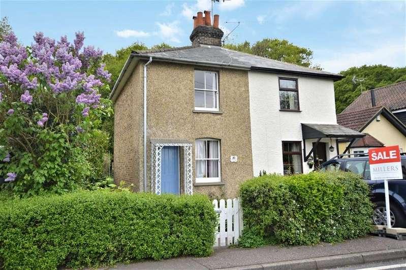 2 Bedrooms Property for sale in Woodside, Thornwood