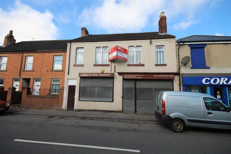 2 Bedrooms Commercial Property for sale in Cotmanhay Road, Ilkeston