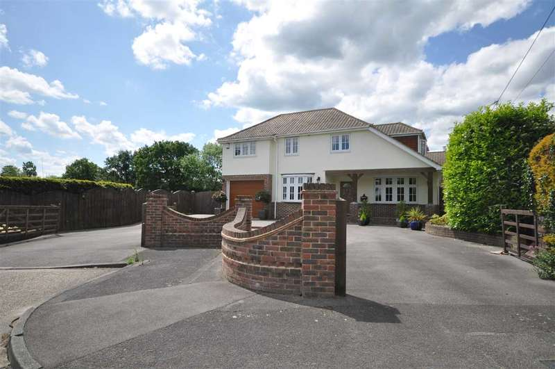 4 Bedrooms Detached House for sale in Roseneath, First Avenue, Hook End