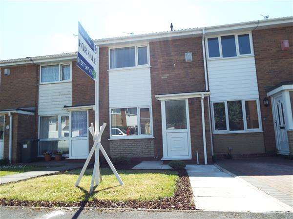 2 Bedrooms Mews House for sale in Daisy Hill Drive, Adlington, Adlington