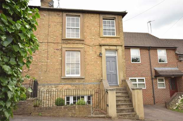 3 Bedrooms End Of Terrace House for sale in 31 Prospect Road, SEVENOAKS, Kent