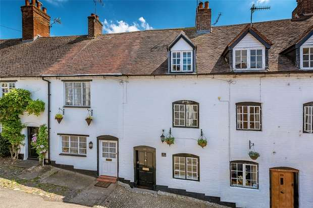 2 Bedrooms Cottage House for sale in 60 Cartway, BRIDGNORTH, Shropshire