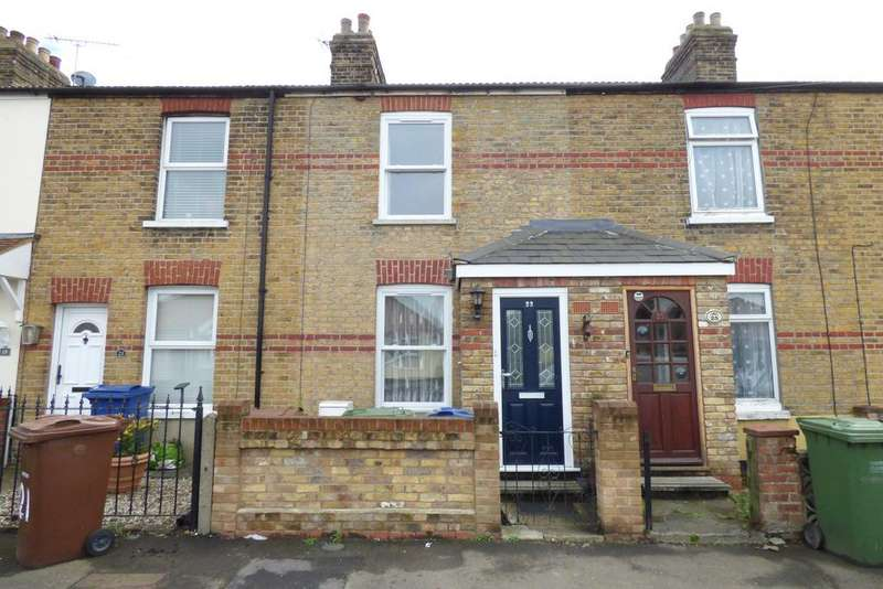 2 Bedrooms Terraced House for sale in Nelson Road, South Ockendon RM15