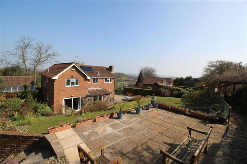 4 Bedrooms Detached House for sale in Martineau Lane, Guestling