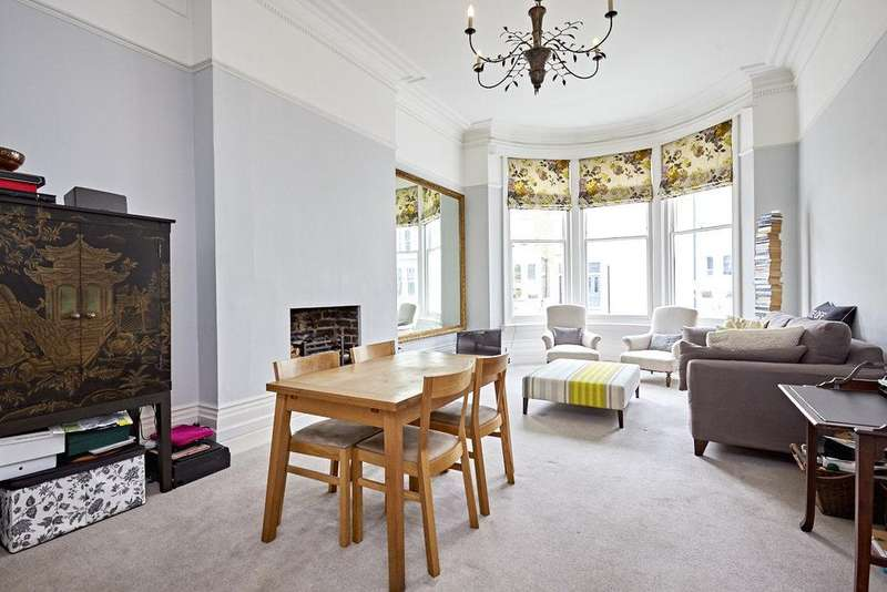 1 Bedroom Ground Flat for sale in Sinclair Road, London, W14