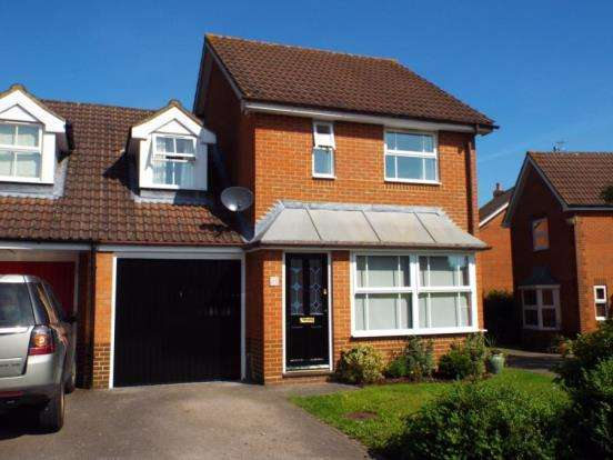 3 Bedrooms Semi Detached House for sale in Binfield, Bracknell, Berkshire