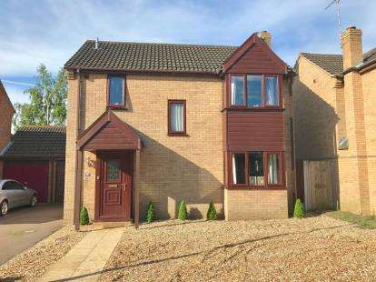 House for sale in Taverham, Norwich, Norfolk