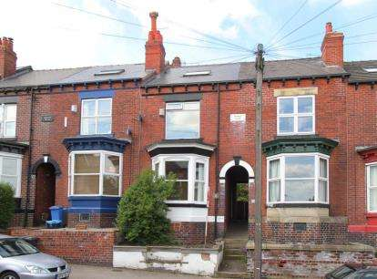 3 Bedrooms Terraced House for sale in Roach Road, Hunters Bar, Sheffield