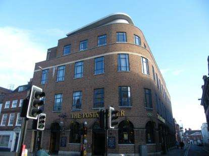2 Bedrooms Flat for sale in Foregate Street, Worcester, Worcestershire