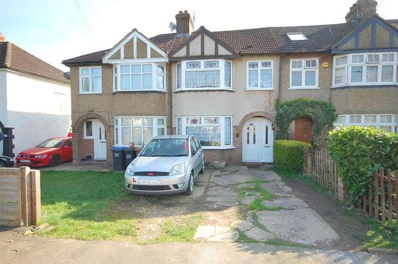 3 Bedrooms Terraced House for sale in Hatfield Garden Village