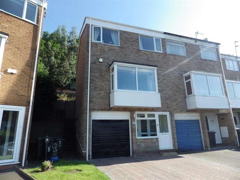 3 Bedrooms Town House for sale in Whitestone Road, Halesowen