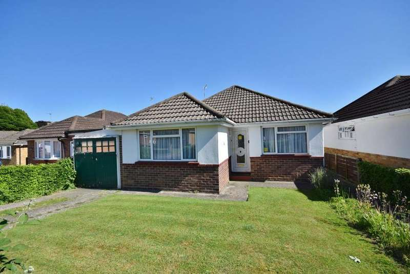 3 Bedrooms Bungalow for sale in Berg Estate, Basingstoke, RG22