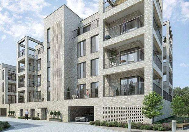 3 Bedrooms Apartment Flat for sale in Aura, Long Road, Cambridge