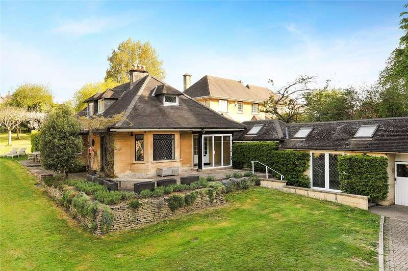 4 Bedrooms Detached House for sale in Charlcombe Lane, Lansdown, Bath, BA1