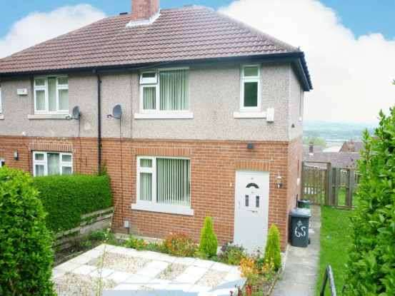 3 Bedrooms Semi Detached House for sale in Staincliffe Road, Dewsbury, West Yorkshire, WF13 4EU