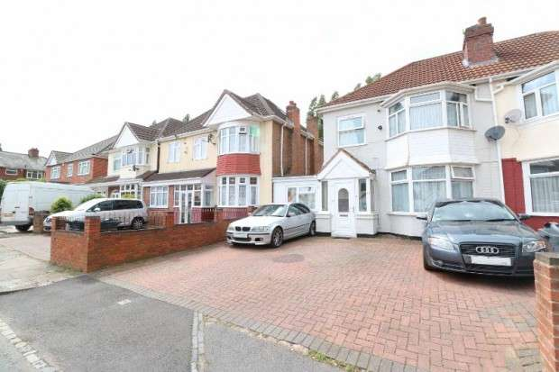 4 Bedrooms Semi Detached House for sale in Astley Road, Handsworth, B21