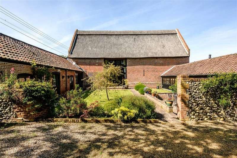 5 Bedrooms Unique Property for sale in Banningham Road, Tuttington, Norwich, Norfolk, NR11