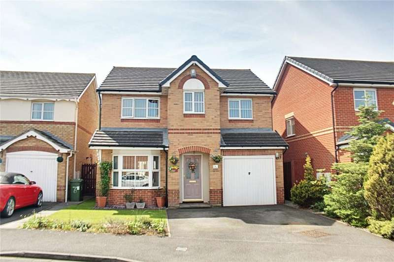 4 Bedrooms Detached House for sale in Vaynor Drive, Ingleby Barwick