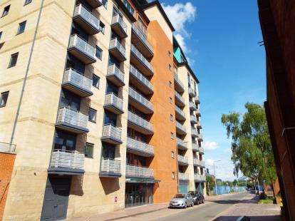 1 Bedroom Flat for sale in Dyersgate, 8 Bath Lane, Leicester, Leicestershire