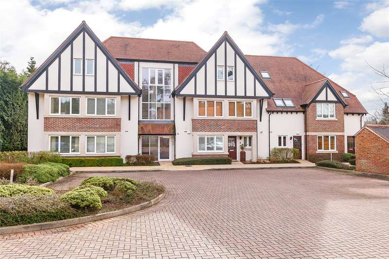 3 Bedrooms Flat for sale in Lincombe Lodge, Fox Lane, Oxford, OX1