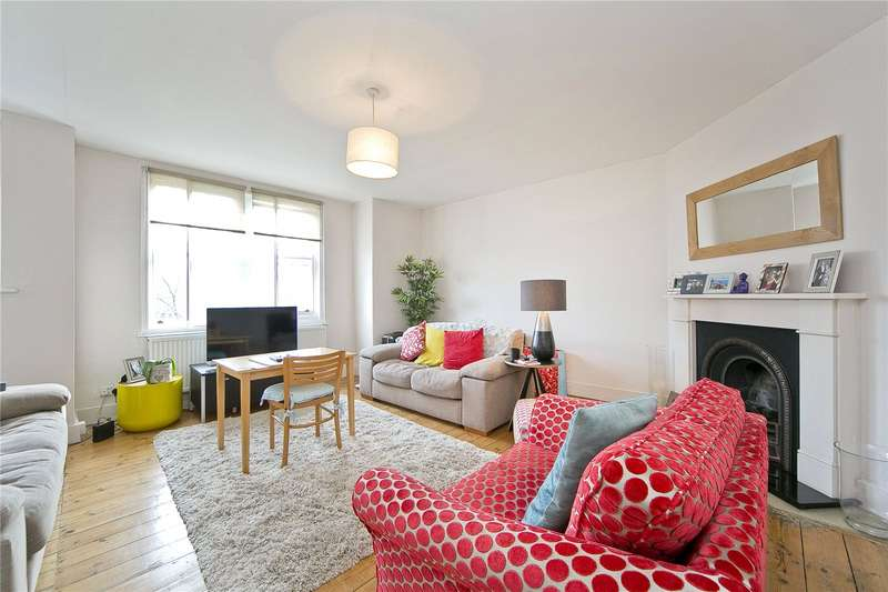 1 Bedroom Flat for sale in Thornhill House, Thornhill Rd, N1