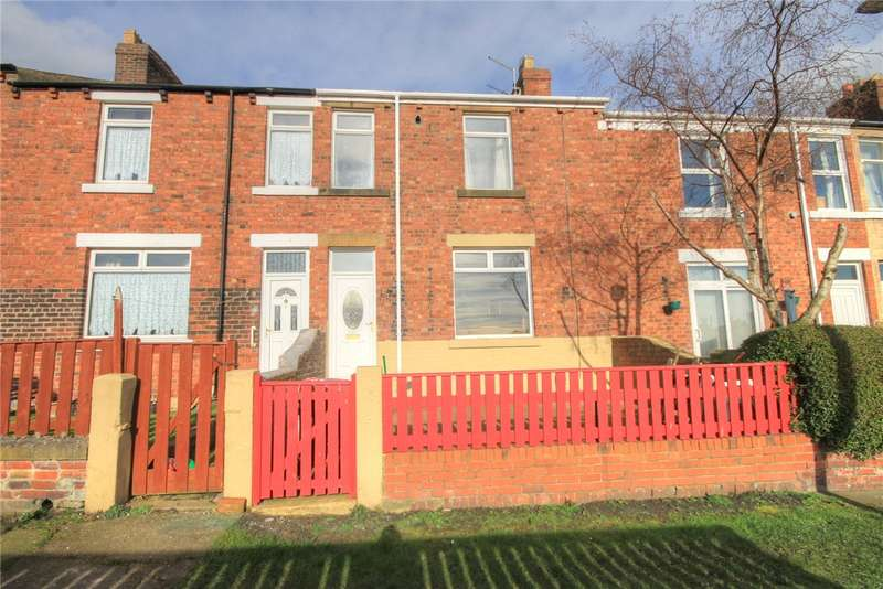 1 Bedroom Flat for sale in Langley Terrace, New Kyo, Stanley, DH9