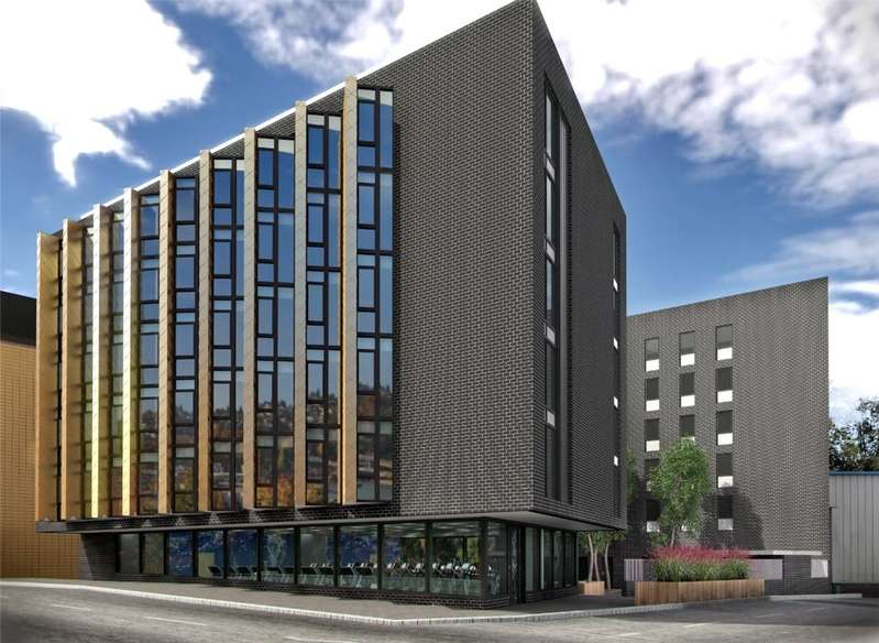 1 Bedroom Apartment Flat for sale in Spectrum, Egerton Street, Sheffield, South Yorkshire, S1